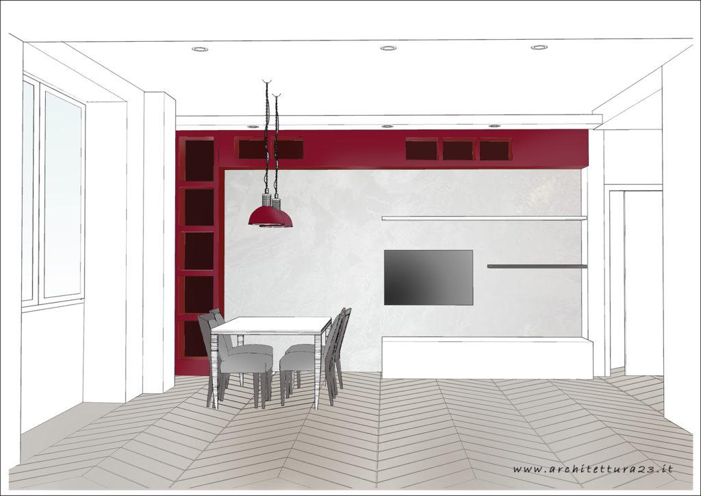 architetto roma interior design